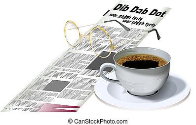 morgon kaffe