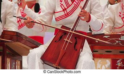 Morin Khuur, Mongolian Music Performance - Music Performance...