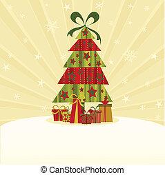 moring, weihnachten