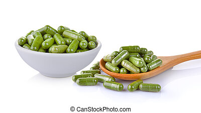 moringa, capsules