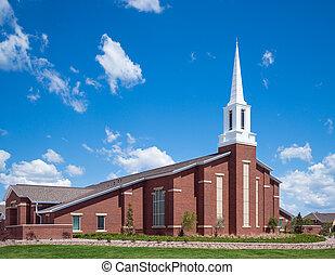 mormon, église