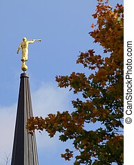 Mormon Temple Tower (Finland)