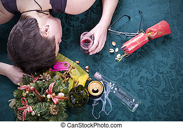 morning after christmas party
