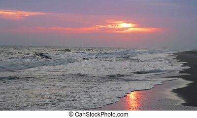 Morning Beach Loop