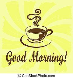 morning!, bueno