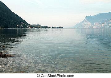 Morning Lake Garda