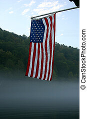 Morning old glory