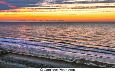 Morning On The South Carolina Coast