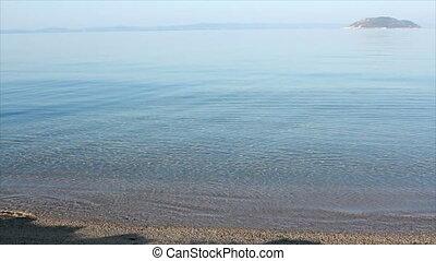 morning seascape