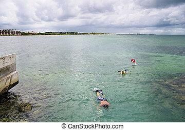 Morning Snorkeling