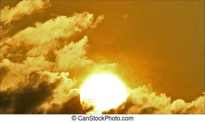 Morning Sun Behind Cloud2