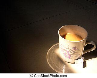 Morning Tea 2