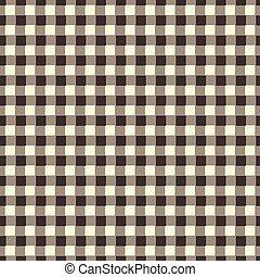 morno, cinzento, checkered, padrão