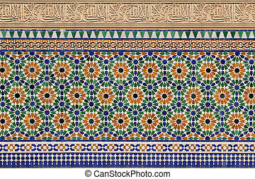 Moroccan Architecture Details