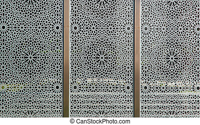 Moroccan Geometric Background