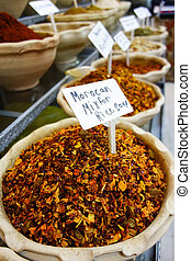 Moroccan Mix For Rice Soup