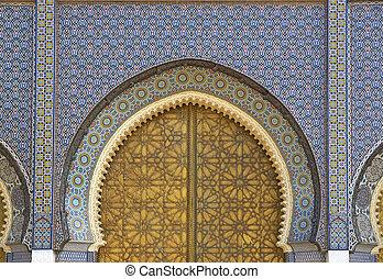 Moroccan Palace