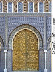 Moroccan Royal Palace