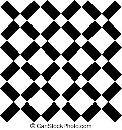 moroccan zellige seamless - white and black mosaic moroccan...