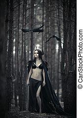 morrigan., 女神, 傳奇