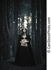 morrigan., deusa, lenda