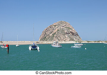 Morro Bay is a waterfront city in San Luis Obispo County, ...