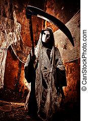 mort, reaper