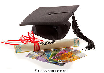 Mortar Board and the Swiss franc. Education costs. - Mortar...