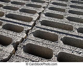 Mortar Bricks