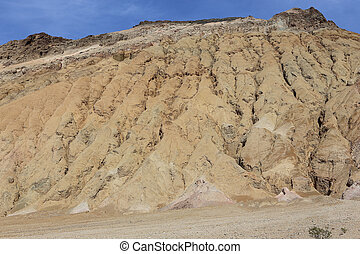 morte, stati uniti, parco nazionale, valle, california