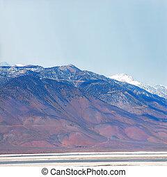 morte, stati uniti, parco nazionale, valle, sale, california, pan