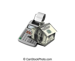 mortgage calculator and currency