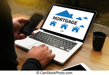 MORTGAGE Property Real estate home pay Loan Payment