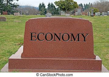 morto, economia