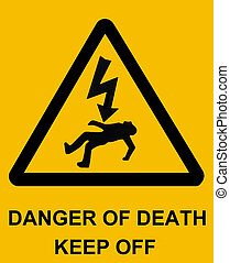 mortos, perigo