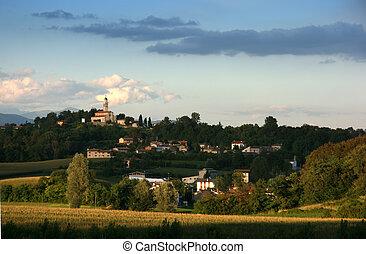 Moruzzo landscape
