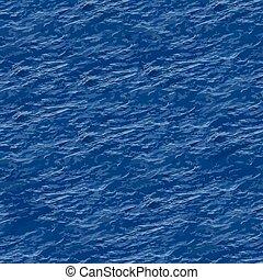 morze, seamless, struktura