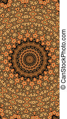 Mosaic abstract 2