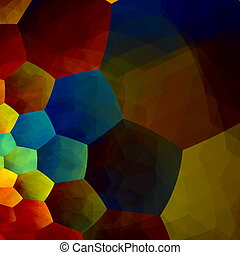 Mosaic Abstract Background