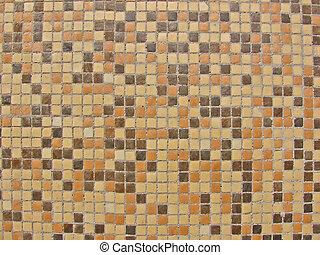 Mosaic - Ceramic mosaic