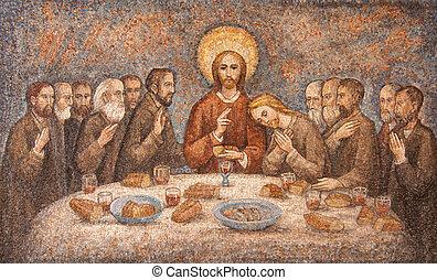 mosaic - religious icon