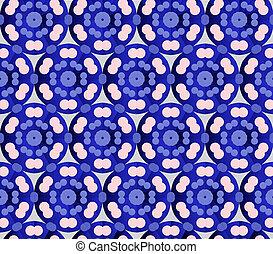 Mosaic Geometric background