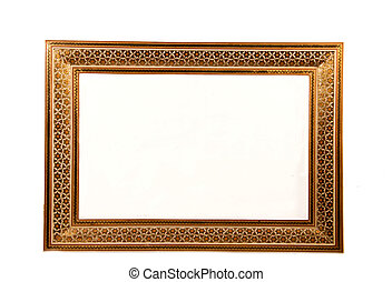 mosaic persian photo frame - mosaic design persian photo...