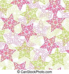 mosaic., résumé, seamless, vecteur, fond, géométrique, texture