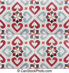mosaic tiles, andalusian / spanish tiles
