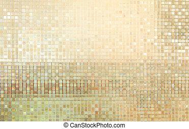Mosaic tiles background - Mosaic tiles background
