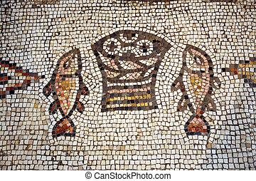 mosaico, tabgha