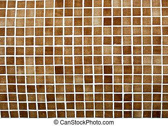 mosaico, textura