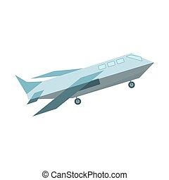 mosca, avión, sombra, viajar de transporte