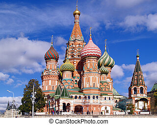 moscou, carré rouge, russie